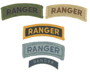 what is a ranger tab