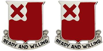875th battalion essayons