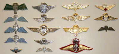 Foreign Military Airborne Wings