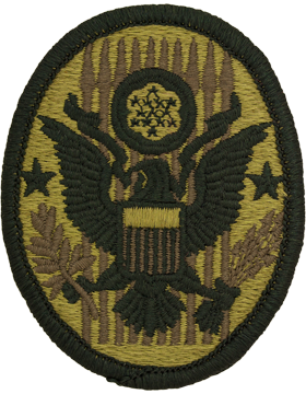 National Guard Civil Support Team OCP Patch